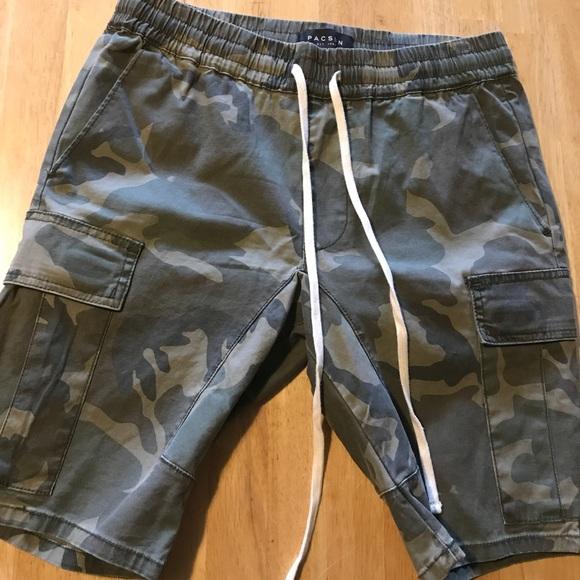 55632d2cbd PacSun Camo Drawstring Size Small. M_5ad35e4c077b97a0bef7c749. Other Shorts  ...